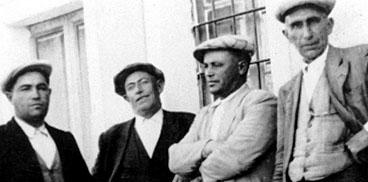 Barore Sassu (s'ùrtimu) e àteros improvisadores