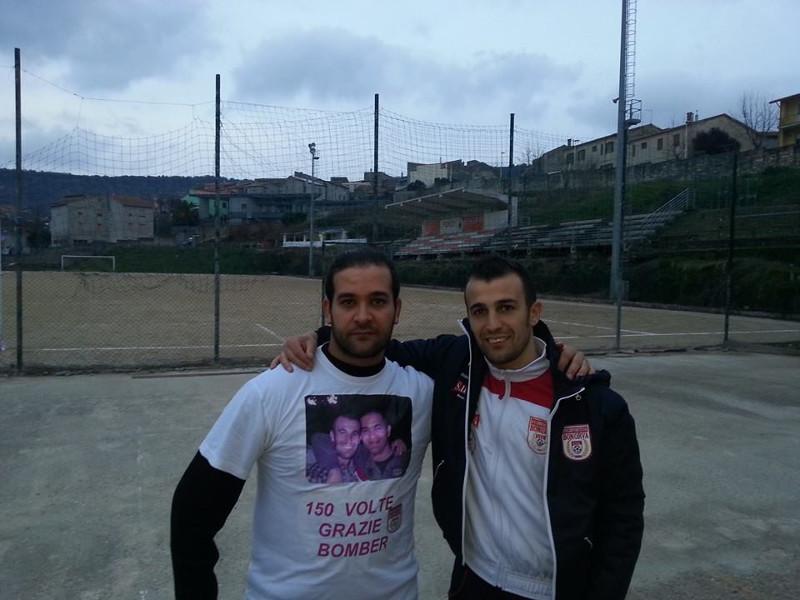 Giuseppe Sotgiu e Salvatore Deriu