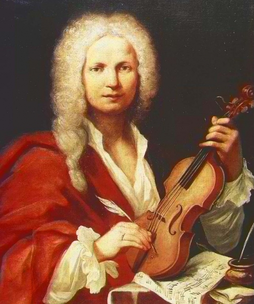 Antonio Vivaldi (foto Google contrassegnata per essere riutilizzata)