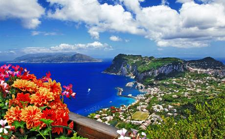 Siligo, soggiorno sociale nella costiera amalfitana e Capri Per 15 ...