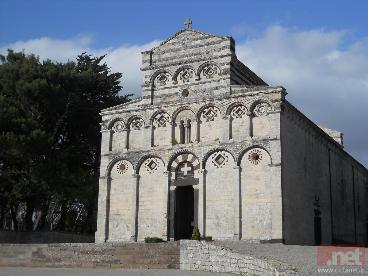 San Pietro di Sorres. Foto Caria