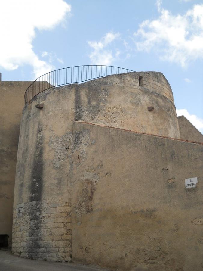 Torre prigione - foto Caria
