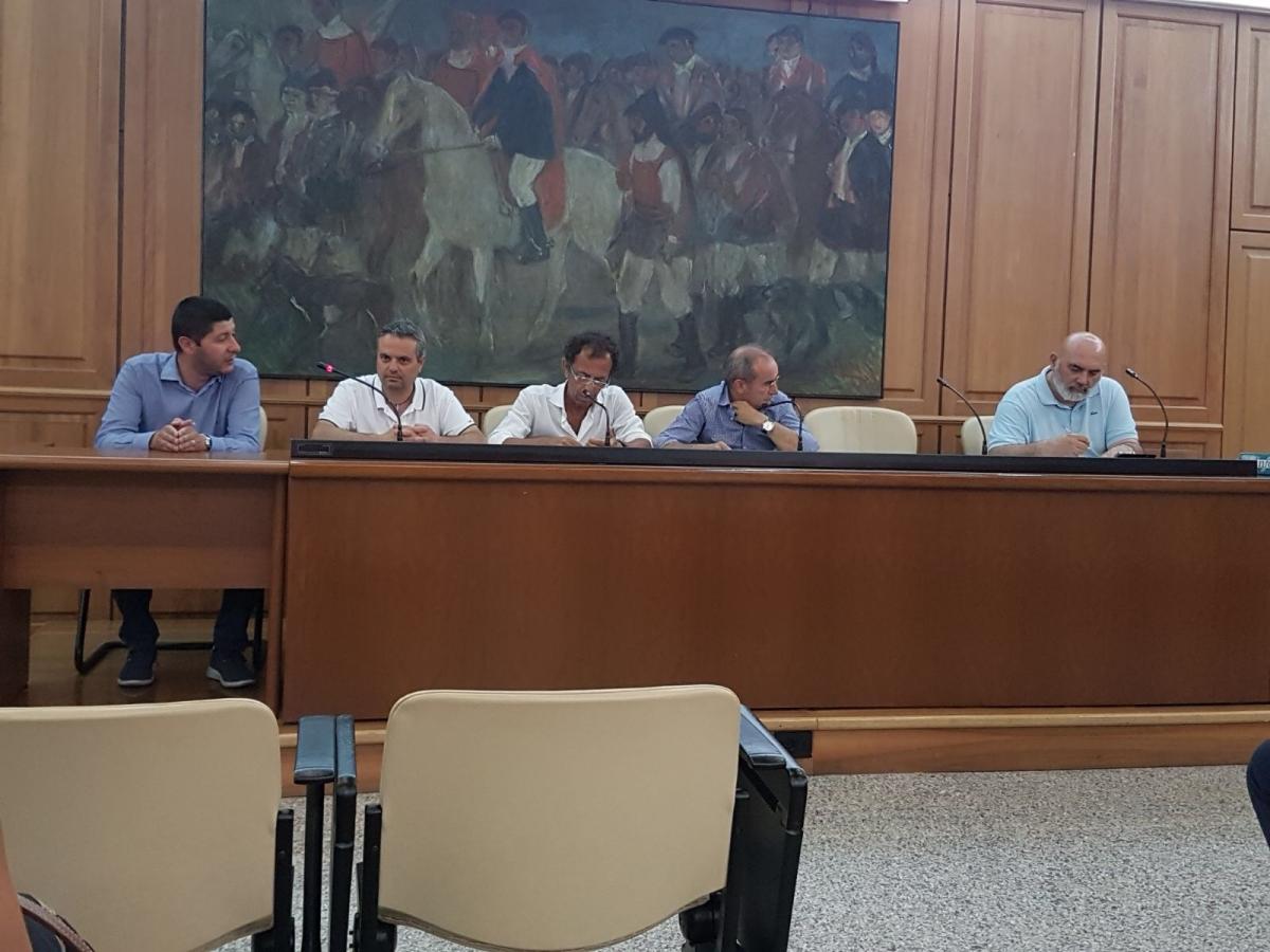 Ufficio Lavoro Ozieri : Gianfranco soletta eletto presidente della conferenza territoriale