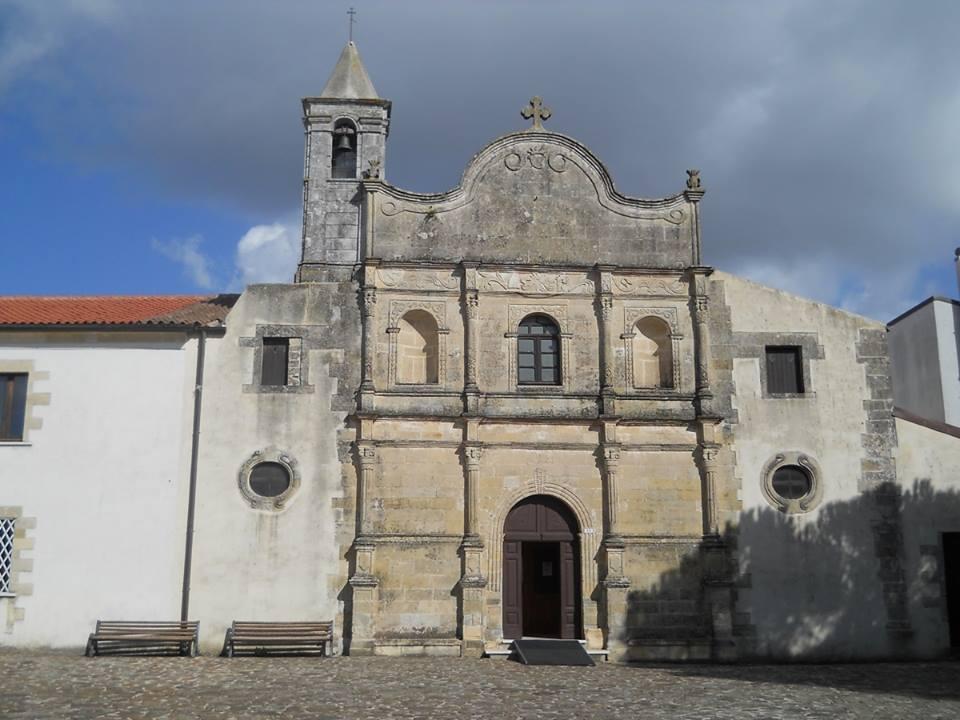 Chiesa di Sant'Antonio Abate. Foto Caria